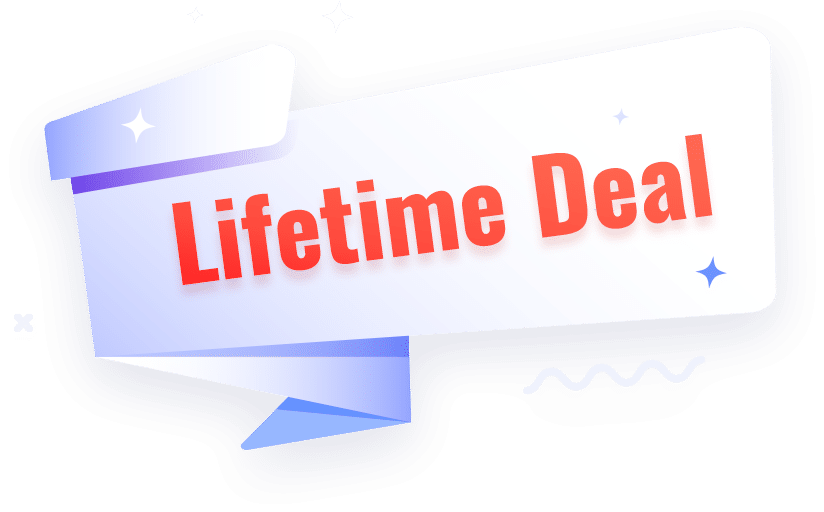 rx lifetime deal badge