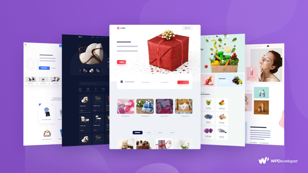 5 Best WooCommerce Template Packs For Elementor To Create Your Own Business Website Without Any Coding 1