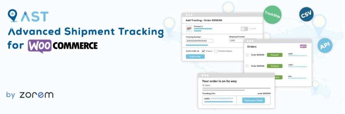 WooCommerce shipping plugin